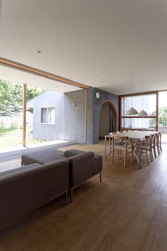 SHR House by Sun Tan Architects Studio