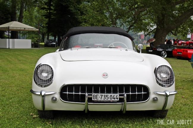 Concorso d'Eleganza 2013: 60 Years Corvette at Villa Erba