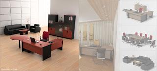 Meja Kantor Dan Karyawan