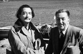 Salvador Dalí e Walt Disney