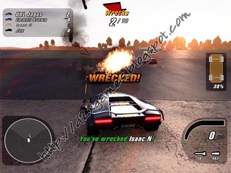 Free Download Games - Crashday