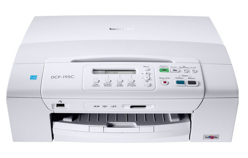 Brother DCP-195C Printer Driver Free Download