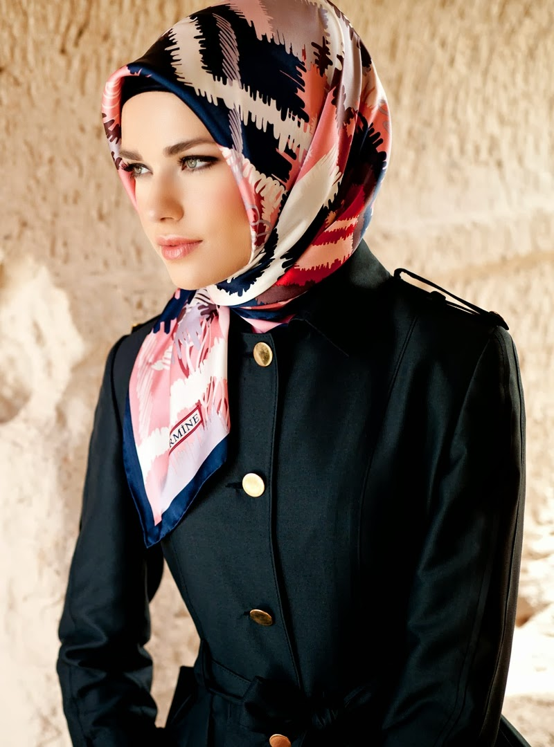 Foulard Turque 2014 Hijab Chic Turque Style And Fashion