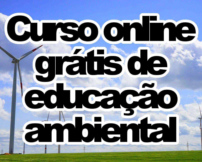 Curso online de educa o ambiental gr tis com certificado for Curso de interiorismo a distancia