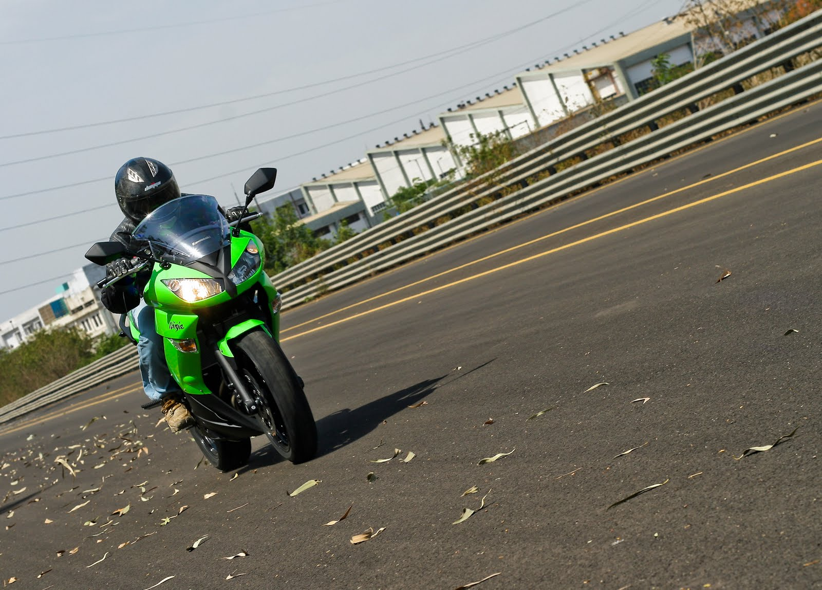 2011 Kawasaki Ninja 650R