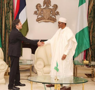 My visit to the US will strength US-Nigeria relationship -President Buhari