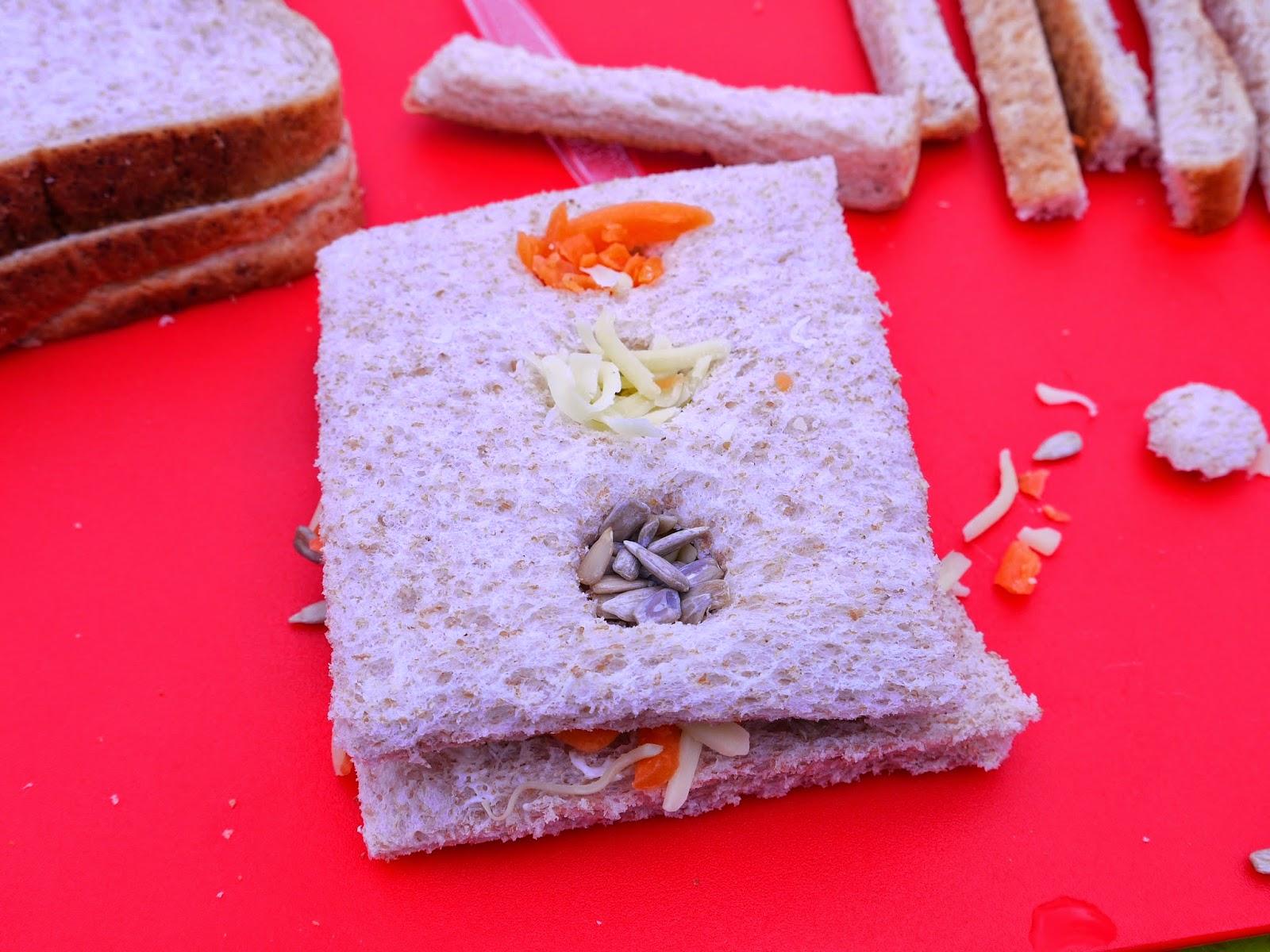 picnic, bread