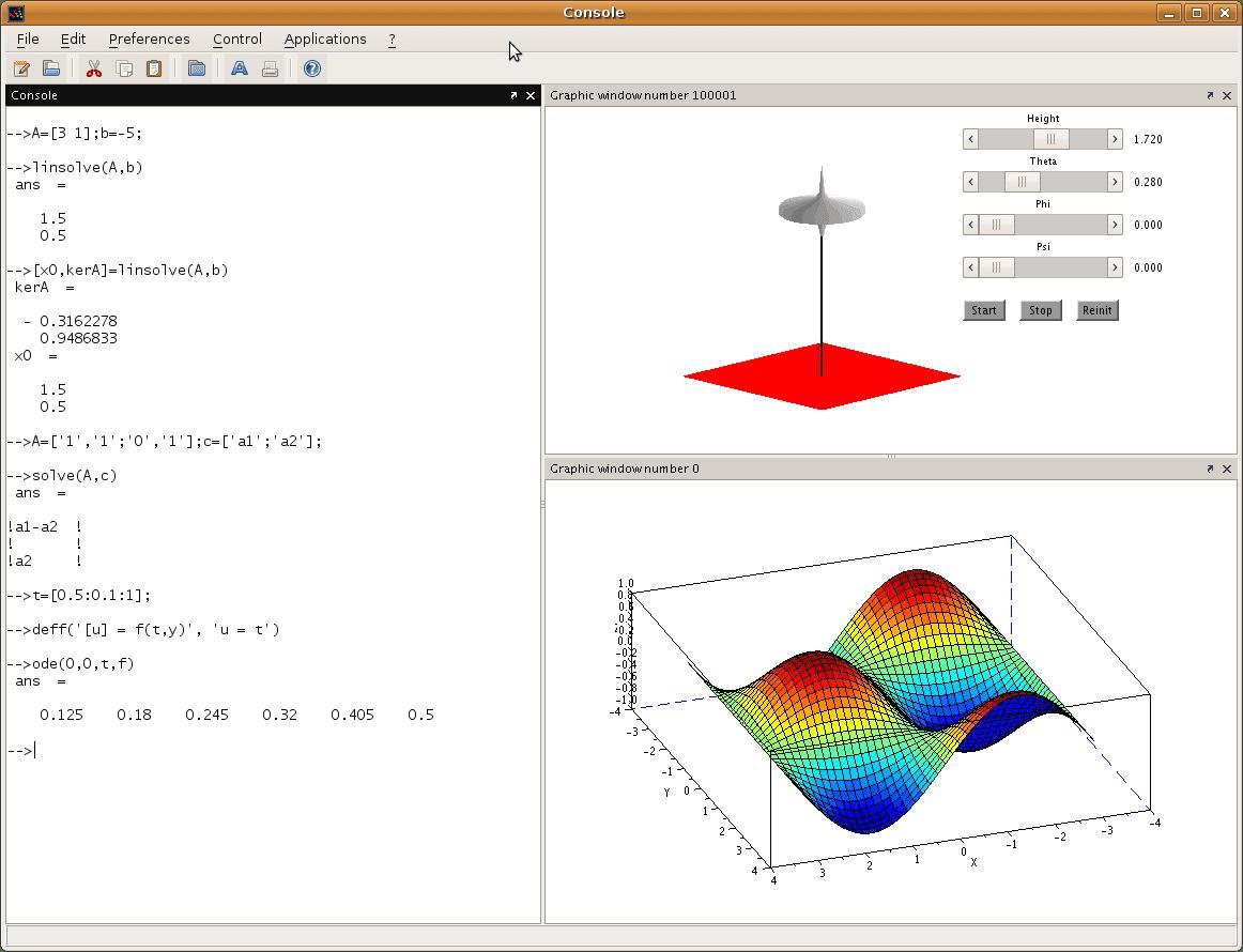 alternative matlab