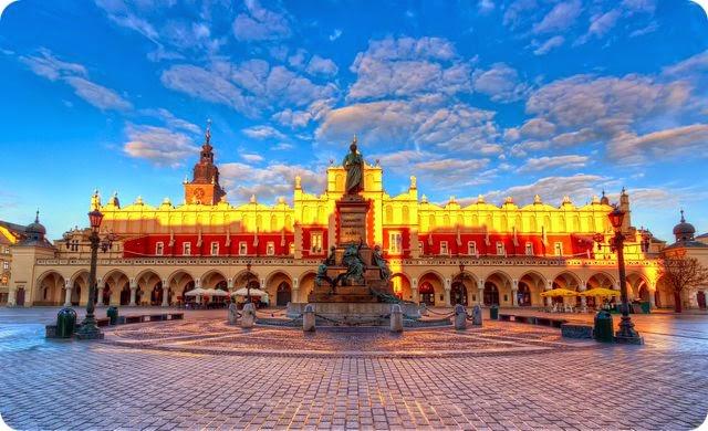 Куда сходить в Кракове если ты приехал на 3 дня