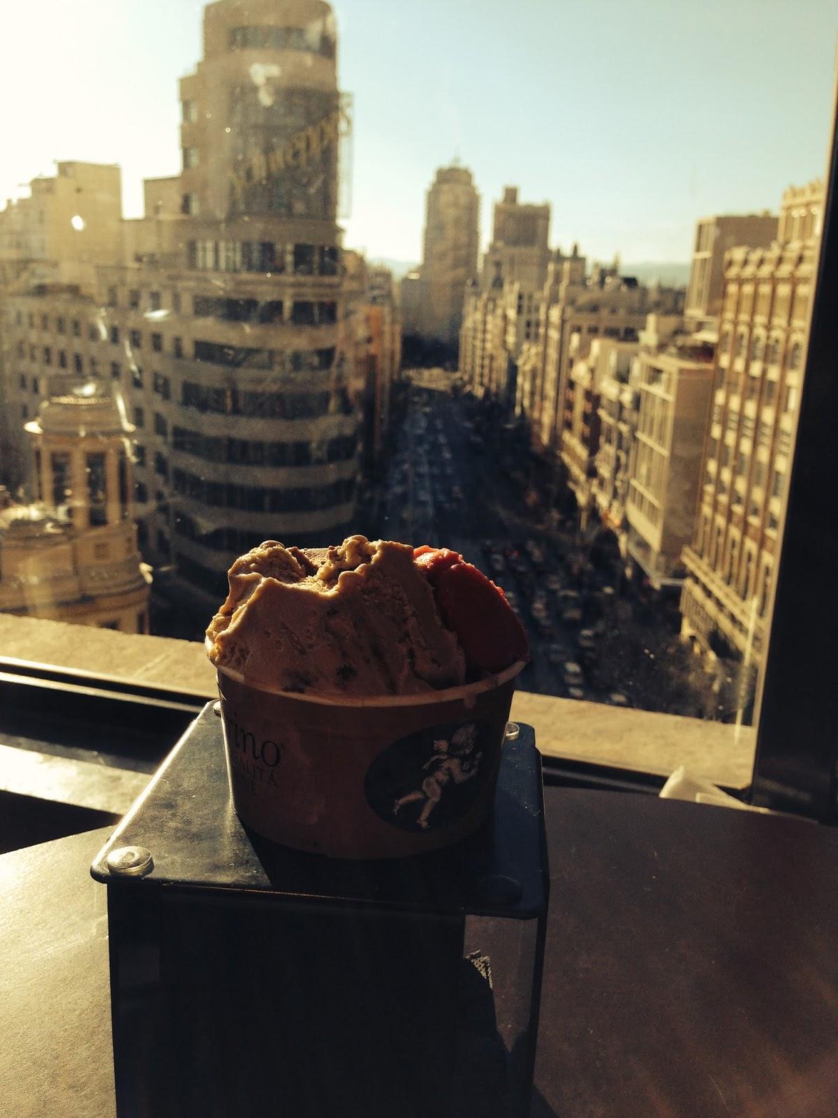 Vistas desde Gourmet Experience