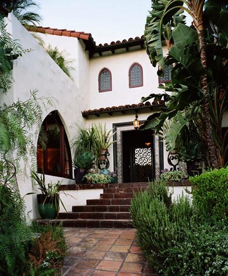 Redvolution My Dream Spanish Style Home Exterior Inspiration
