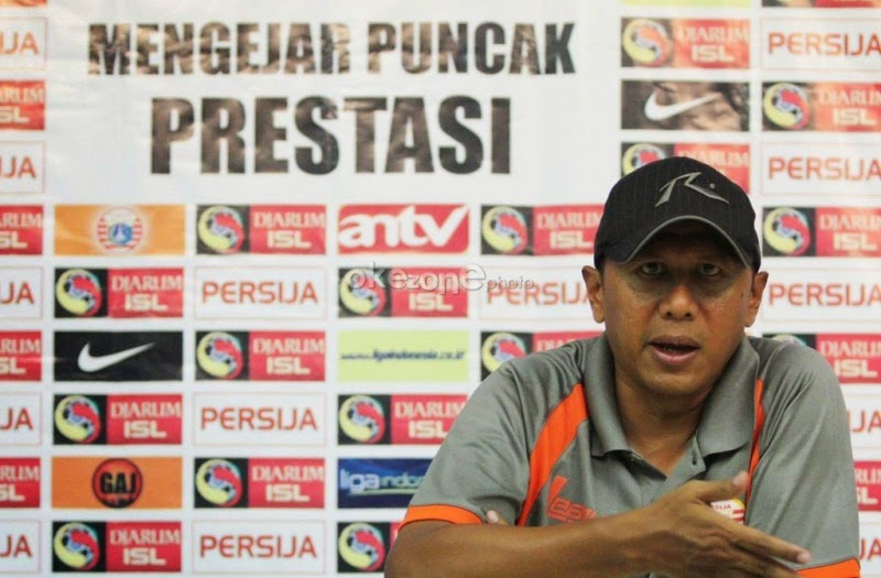 RD Latih Persija Jakarta