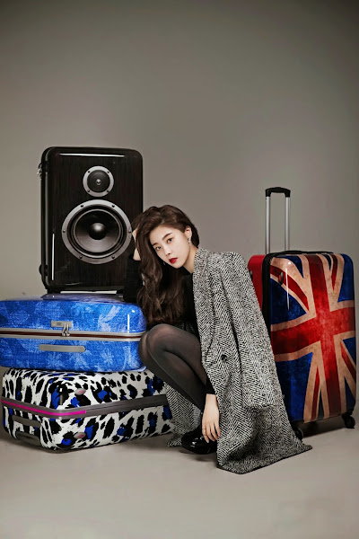 Girl's Day Sojin bnt International February 2015