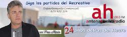 # SIGUE LOS PARTIDOS DEL RECRE