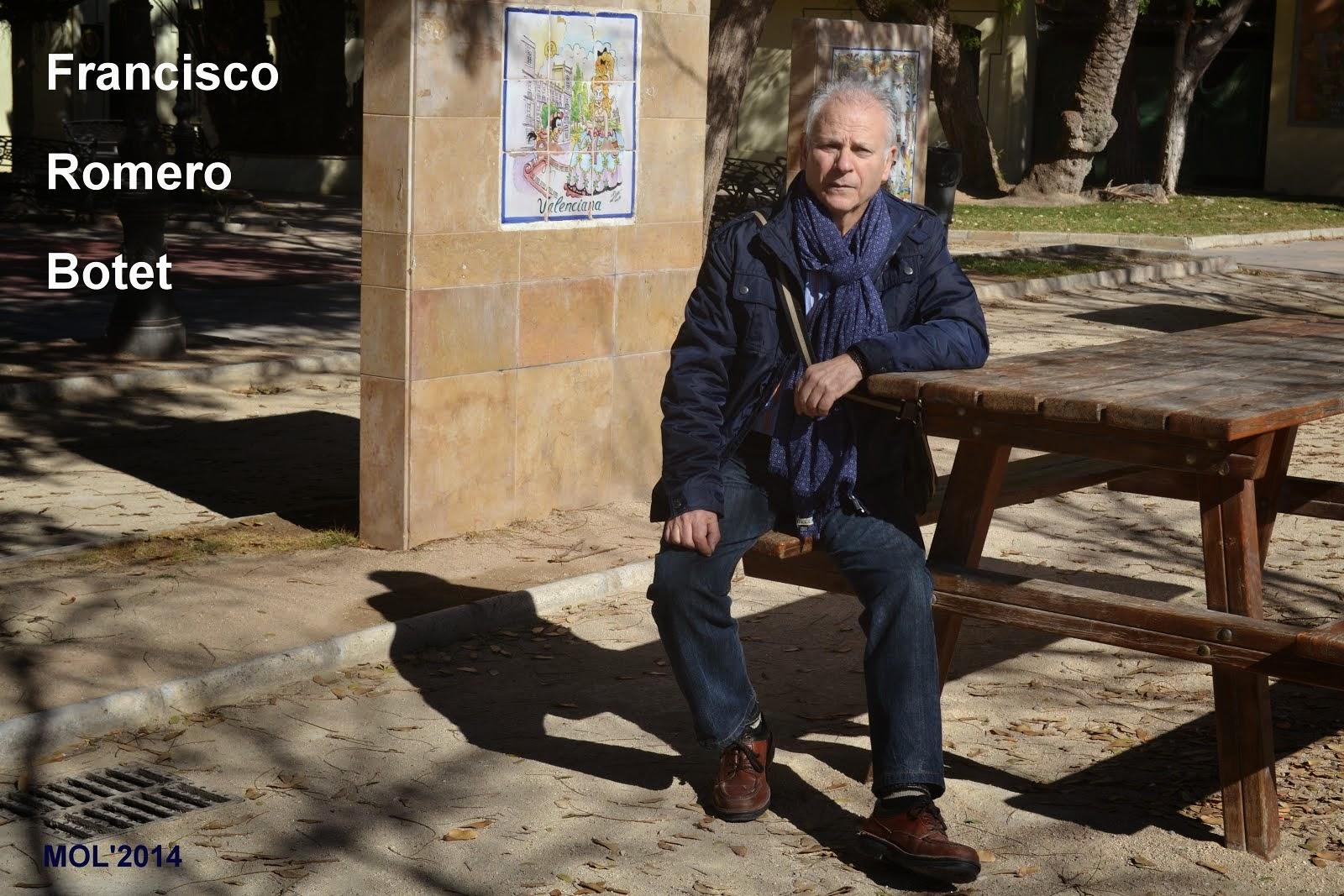 MAESTROS ARTESANOS CERAMISTAS: PACO ROMERO BOTET
