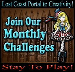 MONTHLY CHALLENGES!  Click to join our Current Challenge!