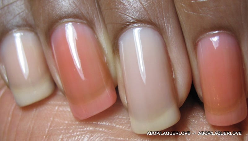 I Never Reached For American Clear Pink Its Not Effective Enough At Masking The Discoloration On My Nail Beds Also A Little Streaky
