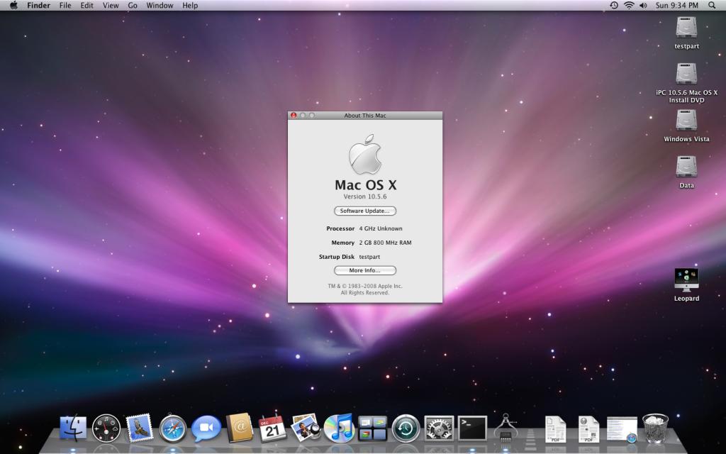Mac osx 10.5 6 leopard for powerpc g4 download