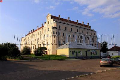 Пинск. Коллегиум иезуитов