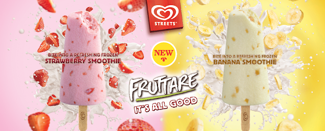 Fruttare l Strawberry & Banana Smoothie