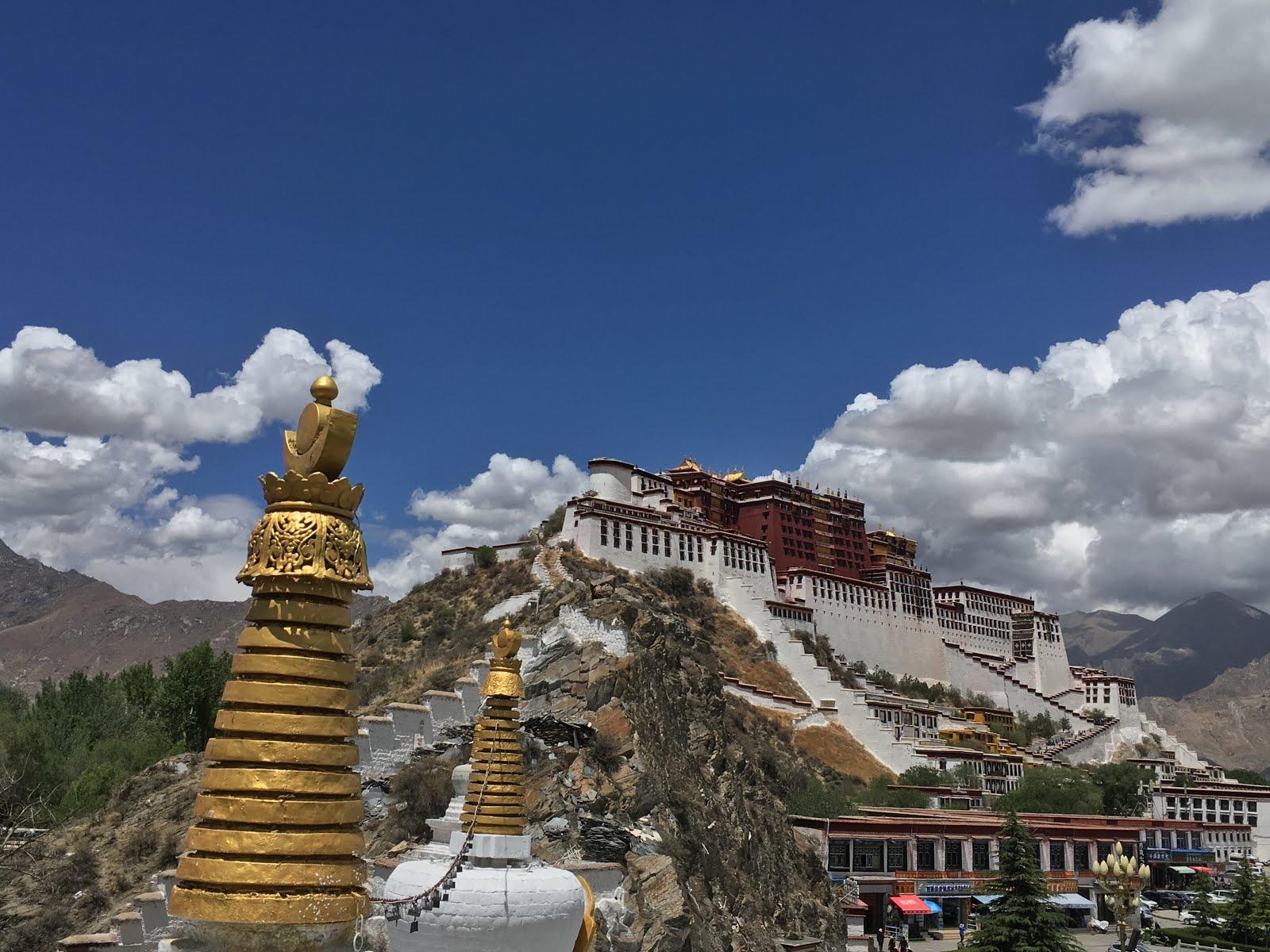 チベット、、、自治区
