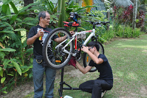 BIKE MAINTENANCE TEAM