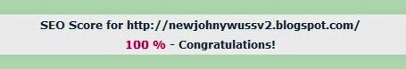 New Johny Wuss V2 -  Template Blog SEO Fast Responsif