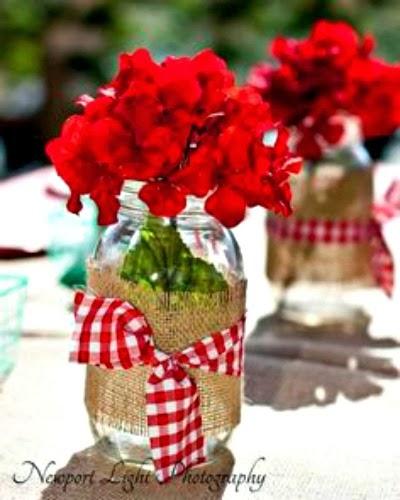 Garrafas, vidros, decoração