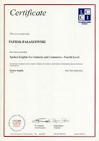 lcci sefic level 4 certificate