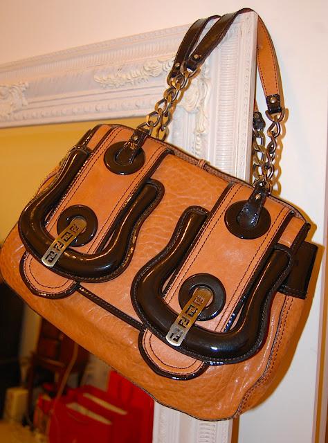 Fendi B Bag