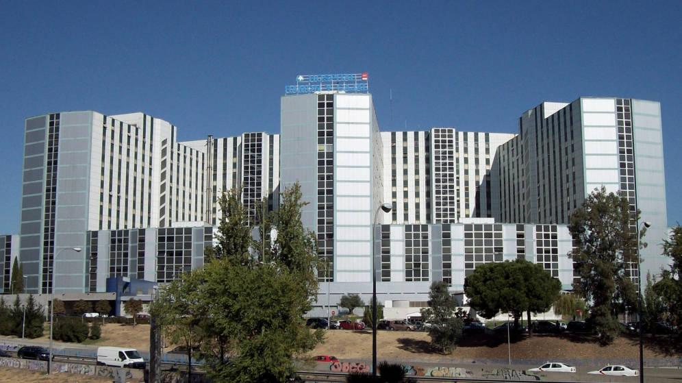 la gestión del Hospital hace aguas negras