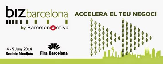 Biz Barcelona 2014 para emprendedores
