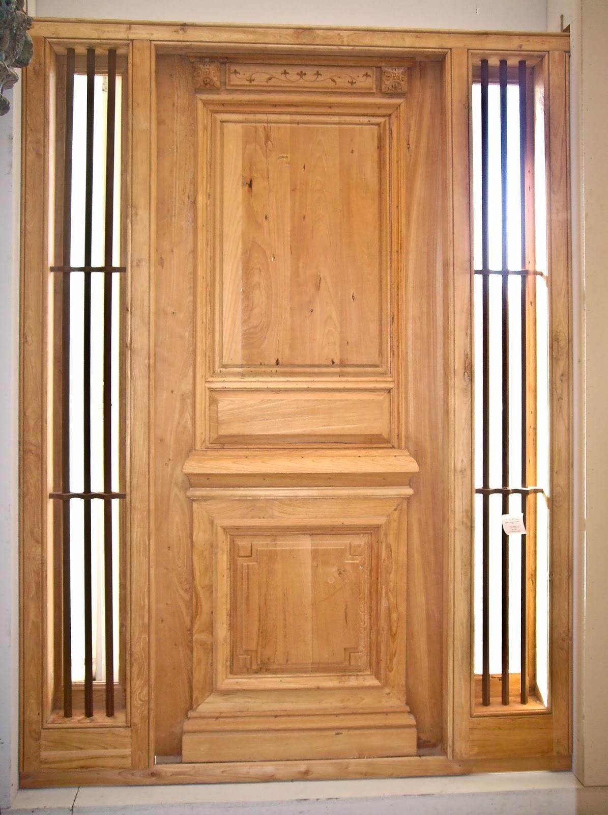 Puertas de madera imagenes de puertas de madera exterior - Puerta de madera exterior ...