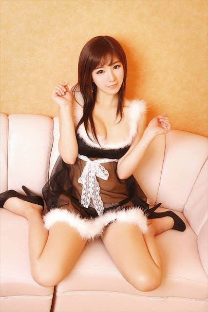 Foto Hot Model Sexy China, Bening Banget! - Ada Yang Asik