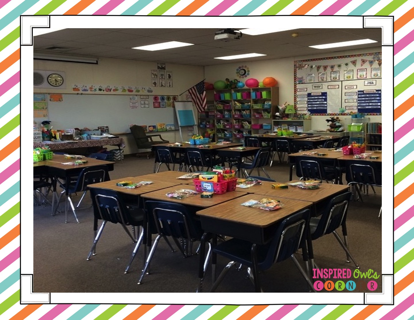 Classroom Decor On A Budget : Classroom decor on a budget inspired owl s corner