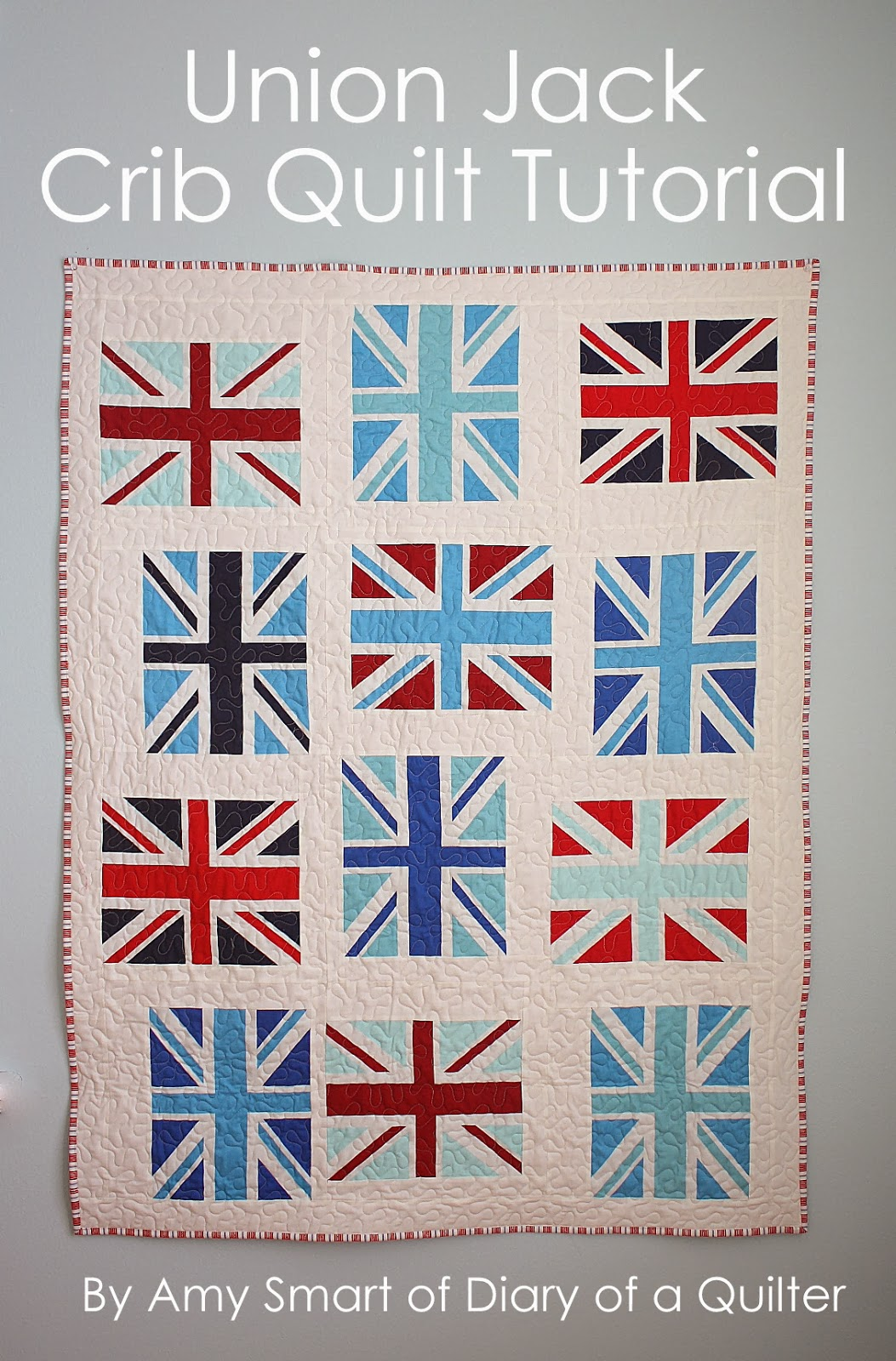 union jack quilt and bag tutorials diary of a quilter a quilt blog. Black Bedroom Furniture Sets. Home Design Ideas