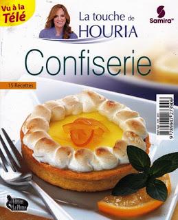 كتاب Houria - Confiserie حورية - مرطبات Houria%2B-%2BConfiserie%2Bfr