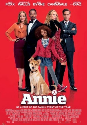 Trailer Annie Bioskop 2015