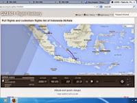 Rekaman Detik Detik Pesawat Air Asia QZ8501 Menghilang