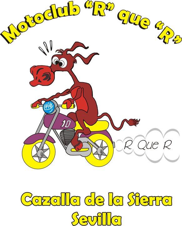 """Moto club """"R que R"""" Cazalla de la Sierra"""