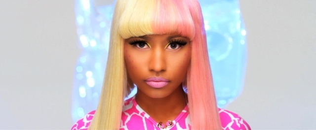 nicki minaj super bass hair. Nicki Minaj – Super Bass