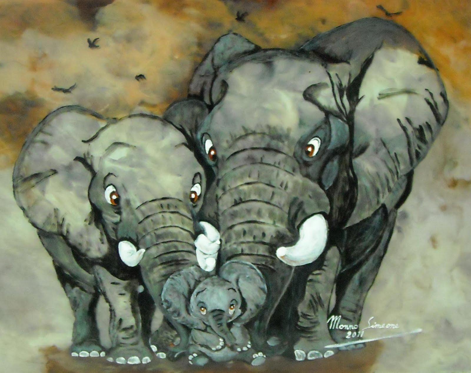 Snap Disegni Da Colorare Di Elmer L Elefante Fare Di Una Mosca