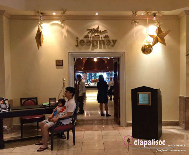 Intercontinental Hotel Manila The Jeepney Cafe