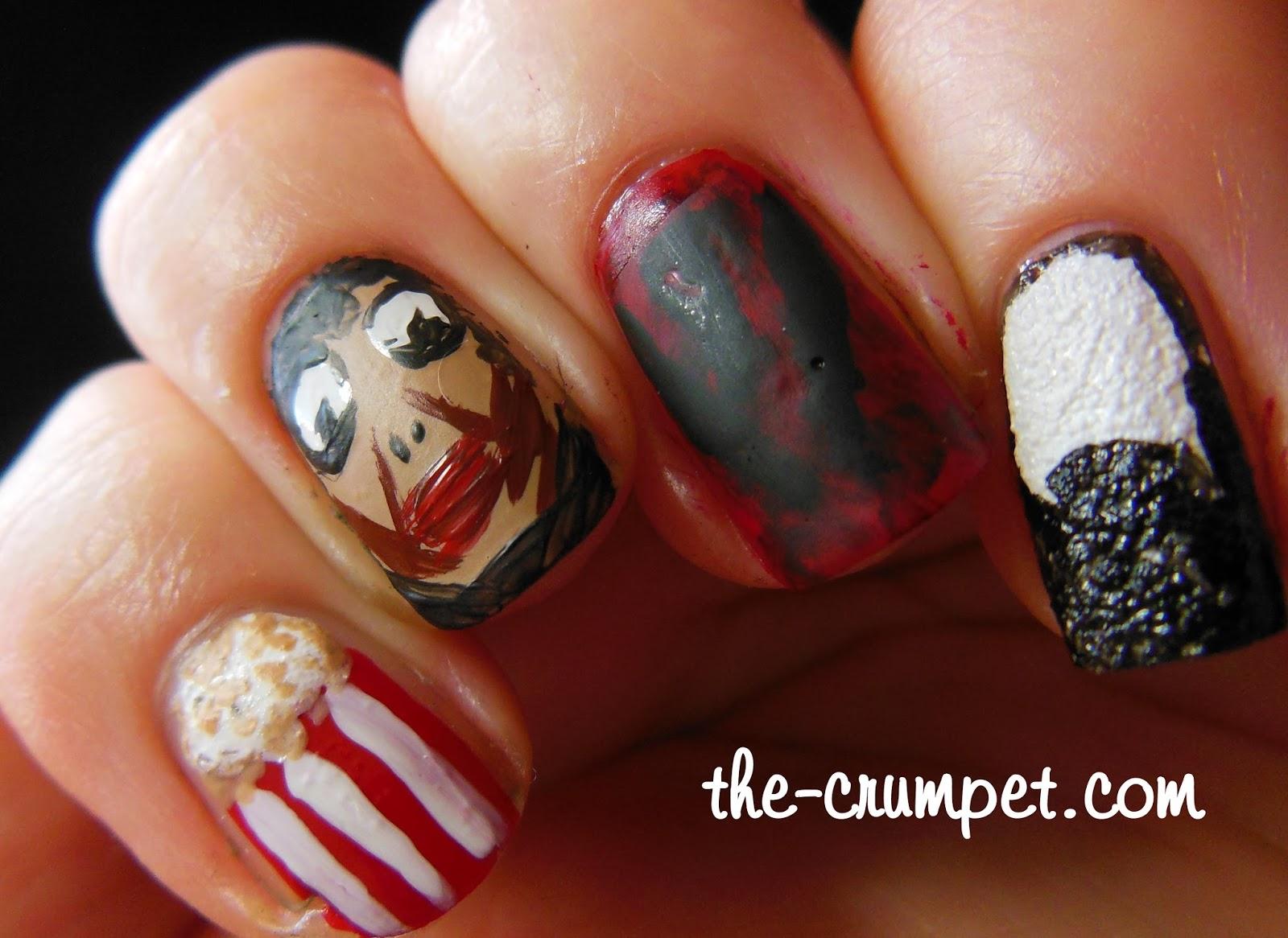 29 fantastic michael jackson nail art ledufa gorgeous michael jackson nail art 27 concerning inspiration article prinsesfo Gallery