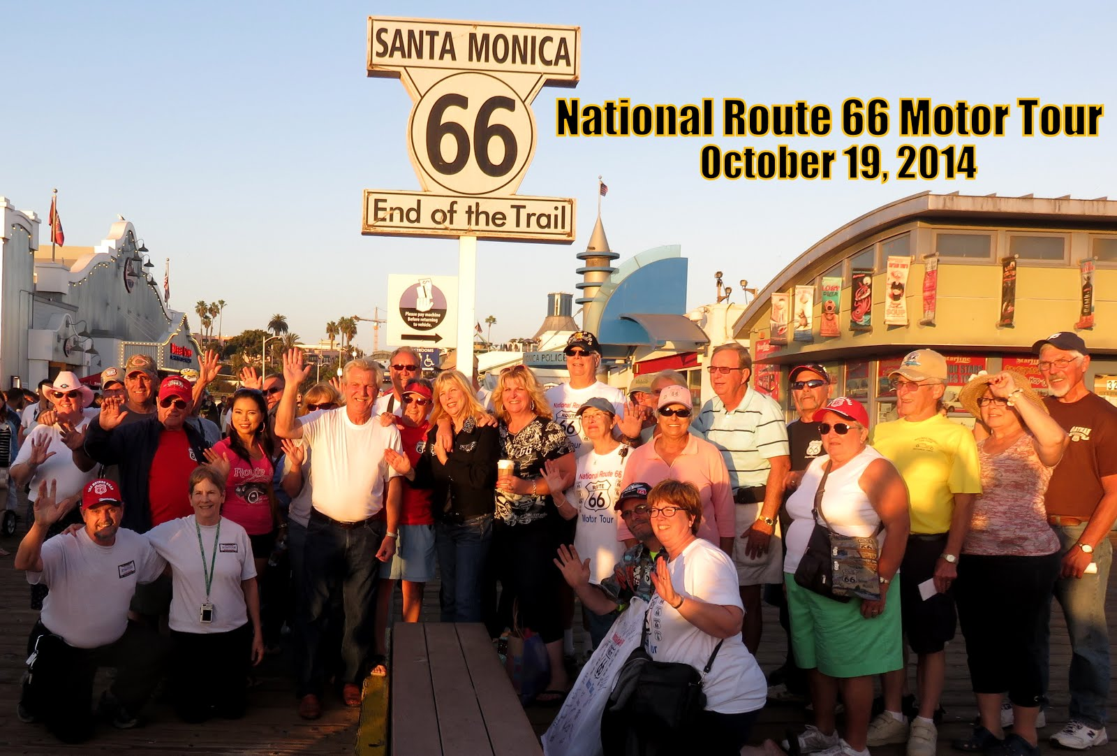 National Route 66 Motor Tour Web-Blog (CLICK ON PHOTO)