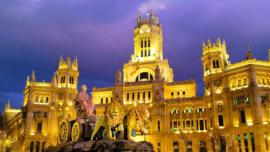 Vídeos para quem nunca foi à Madri (Espanha)