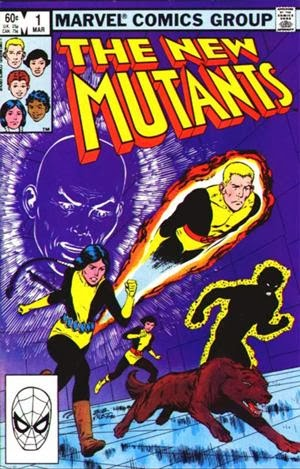 New Mutants #1 cover pic