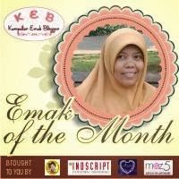 Emak Of The Month KEB