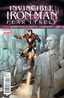 Invincible Iron Man #504 - 365 Days of Comics