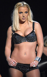 britney spears fat